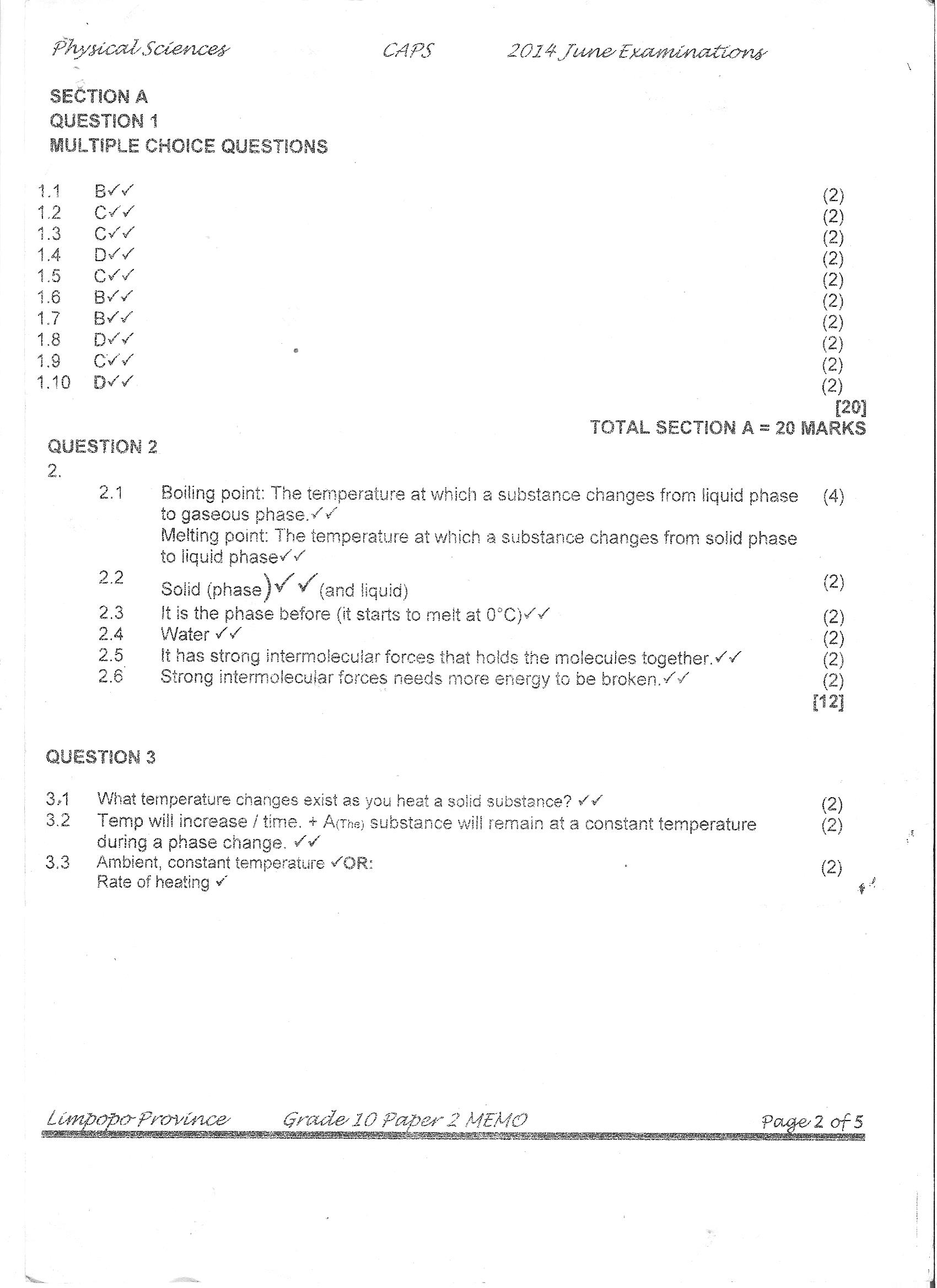 Mathematics papers grade 12 | Term paper - September 2019